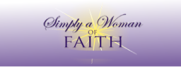 Simply A Woman of Faith